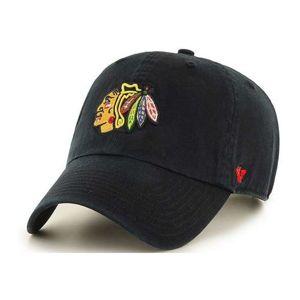 47 NHL CHICAGO BLACKHAWKS 47 MVP čierna UNI - Šiltovka