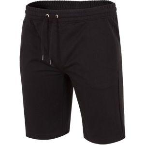 4F PÁNSKE ŠORTKY čierna XL - Pánske šortky