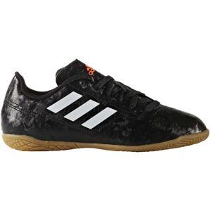 adidas CONQUISTO II IN J čierna 31 - Detská halová obuv