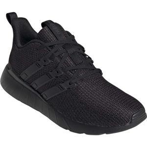 adidas QUESTAR FLOW čierna 11.5 - Pánska vychádzková obuv