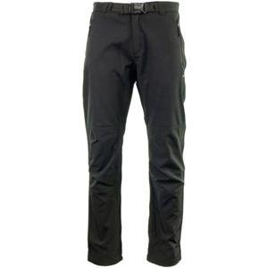 ALPINE PRO LORAL 2 čierna 48 - Pánske nohavice