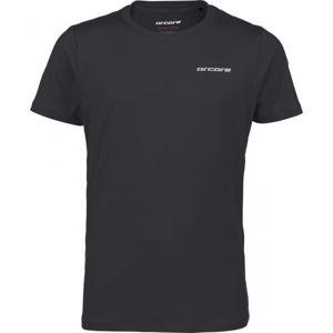 Arcore ALI čierna 128-134 - Detské technické tričko