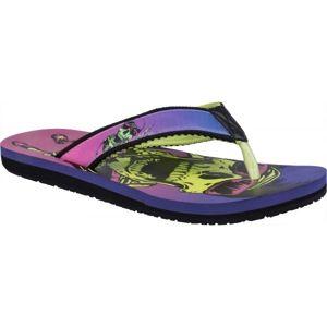 Arcore URIAH fialová 45 - Pánske žabky