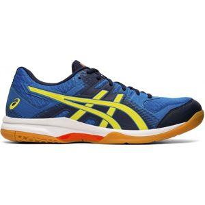 Asics GEL-ROCKET 9 modrá 12.5 - Pánska indoorová obuv