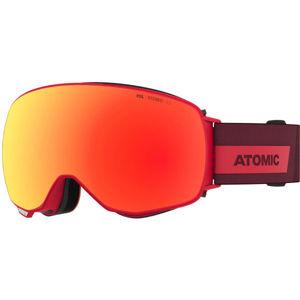 Atomic REVENT Q STEREO  UNI - Lyžiarske okuliare