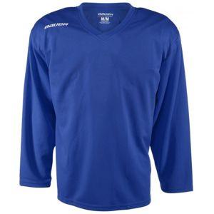 Bauer 200 JERSEY SR modrá L - Hokejový dres
