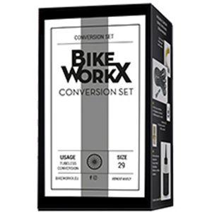 Bikeworkx CONVERSION SET 29  NS - Lepenie pneu /prevencia