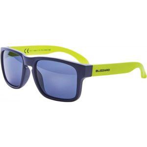Blizzard PCC125331 žltá NS - Polykarbonátové slnečné okuliare