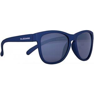 Blizzard RUBBER DARK BLUE POL tmavo modrá  - Polarizačné slnečné okuliare
