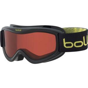 Bolle AMP čierna NS - Detské lyžiarske okuliare