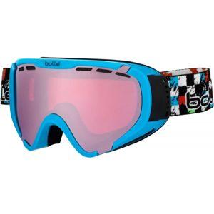 Bolle EXPLORER SHINY BLUE modrá  - Lyžiarske okuliare