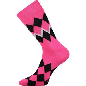 Boma PATTE 008 ružová 39 - 42 - Ponožky