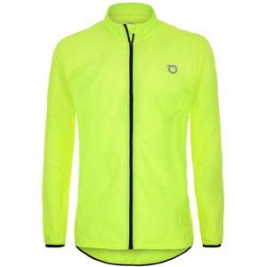 Briko FRESH svetlo zelená M - Ľahká cyklistická bunda