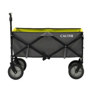 Calter PREPRAVNÝ SKLADACÍ VOZÍK zelená NS - Prepravný skladací vozík