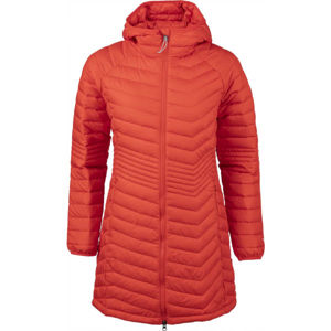 Columbia POWDER LITE MID JACKET  L - Dámska dlhá zimná bunda