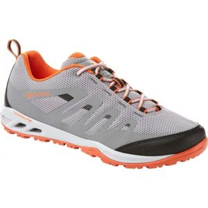 Columbia VAPOR VENT sivá 10.5 - Pánska outdoorová obuv