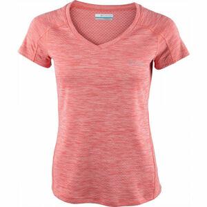 Columbia ZERO RULES SHORT SLEEVE SHIRT  M - Dámske tričko