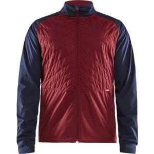 Craft STORM BALANCE červená XXL - Pánska funkčná bunda