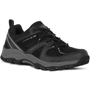 Crossroad DAVOS M čierna 40 - Pánska treková obuv