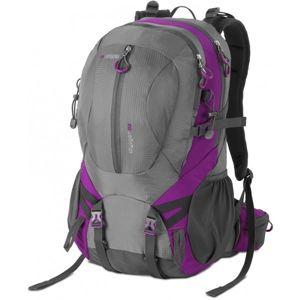 Crossroad VOYAGER 32 fialová  - Turistický batoh