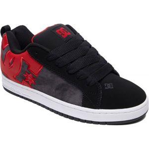 DC COURT GRAFFIK SE čierna 11.5 - Pánska voľnočasová obuv