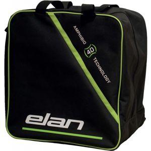 Elan E0175 čierna  - Vak na lyžiarsku obuv a helmu