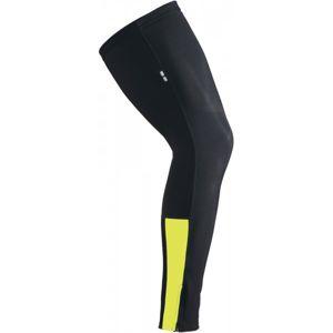 Etape NÁVLEKY NA NOHY žltá S - Cyklistické návleky na nohy