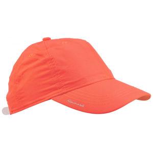 Finmark FNKC974 oranžová UNI - Detská baseballová šiltovka