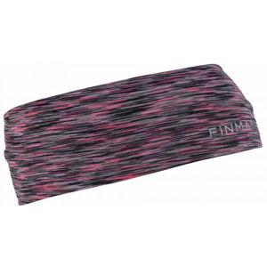 Finmark FS-016 fialová UNI - Funkčná čelenka