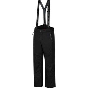 Hannah OSMOND čierna XXL - Pánske lyžiarske nohavice