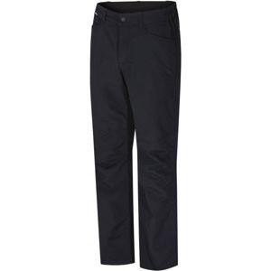 Hannah SIKY čierna M - Pánské outdoorové nohavice