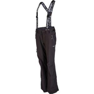 Head MONTEPA čierna M - Dámske softshellové lyžiarske nohavice