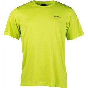 Hi-Tec MEMMO žltá L - Pánske tričko