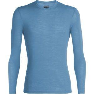Icebreaker EVERYDAY LS CREWE fialová XS - Dámske funkčné tričko