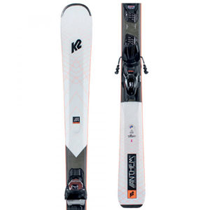 K2 ANTHEM 76X + ER3 10 COMPACT Q  149 - Dámske allmountain lyže s viazaním