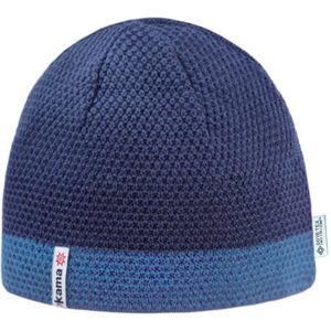 Kama ČIAPKA MERINO SP019  UNI - Pletená čiapka s plastickým úpletom