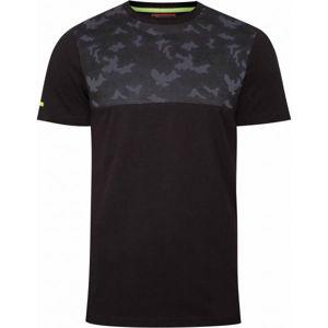 Kappa LOGO GIARA čierna S - Pánske tričko