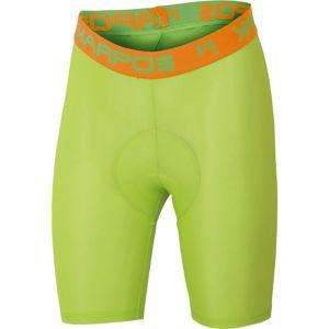 Karpos PRO-TECT INNER PANT zelená 3xl - Pánske spodné šortky