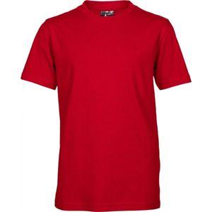 Kensis KENSO biela XL - Pánske tričko