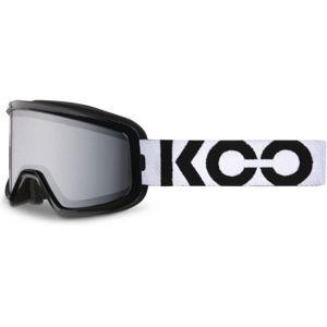 KOO ECLIPSE biela NS - Lyžiarske okuliare