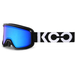 KOO ECLIPSE čierna NS - Lyžiarske okuliare