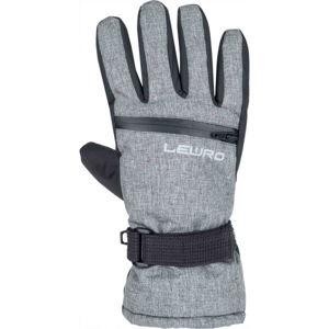 Lewro SAFI  8-11 - Detské lyžiarske rukavice