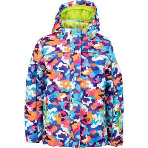 Lewro SACHET  116-122 - Dievčenská zimná bunda