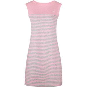 Loap ADONISA ružová L - Dámske šaty