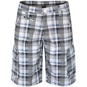 Loap VELDOR sivá XL - Pánske šortky