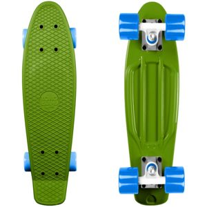 Long Island GREEN 28 zelená  - Mini longboard