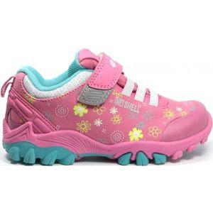 Lotto DAISY ružová 34 - Dievčenská obuv na voľný čas
