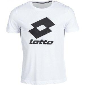 Lotto SMART TEE JS biela XL - Pánske tričko