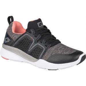 Lotto DINAMICA 400 LF W čierna 10 - Dámska fitness obuv