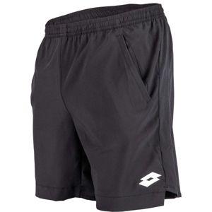 Lotto TECH SHORT 7 čierna XL - Pánske tenisové šortky